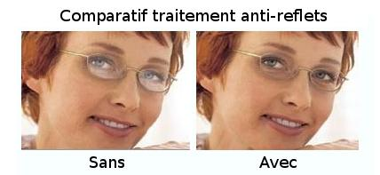 Optic du vallon conseil d 39 opticien de marcillac vallon - Verre anti reflet ...